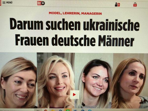 Deutsche frauen suchen männer