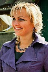 Eine Frau auf Partnersuche durch unsere Partnervermittlung: Viktoriia ...