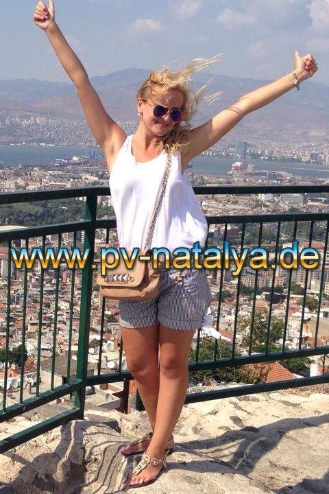 ... auf Partnersuche durch unsere Partnervermittlung: Zhanna(24), aus Kiev