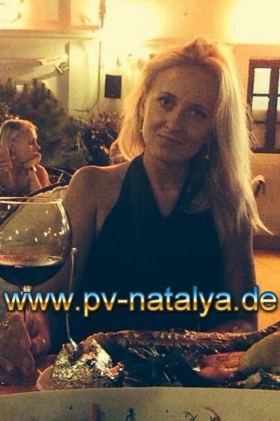 Partnervermittlung: Olga (38), eine schöne Frau aus Kyiv auf ...