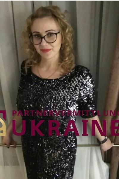 Partnervermittlung: Anna (39), eine schöne Frau aus Donetsk auf ...