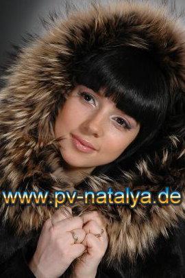 Eine Frau auf Partnersuche durch unsere Partnervermittlung: Evgenia(34 ...