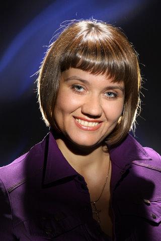 Anna, Finanzkauffrau aus Odessa in der Ukraine