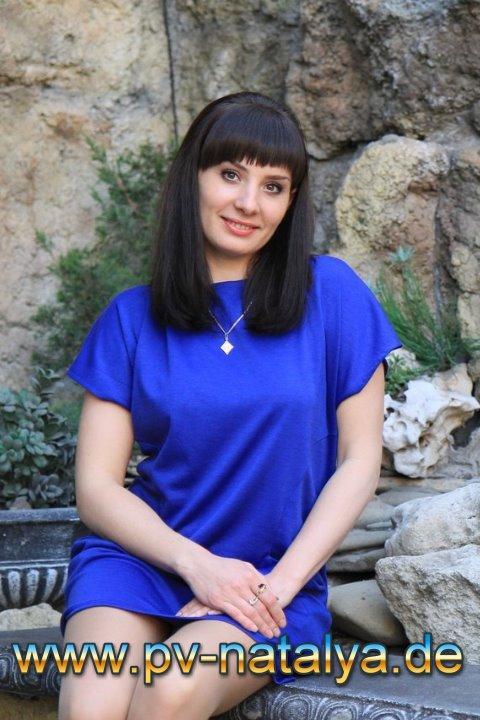 Eine Frau auf Partnersuche durch unsere Partnervermittlung: Georgina ...