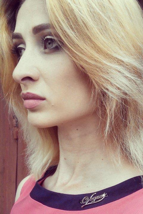 Anna sucht einen Partner über die Partnervermittlung Ukraine