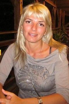 Eine Frau auf Partnersuche durch unsere Partnervermittlung: Mariia(41 ...