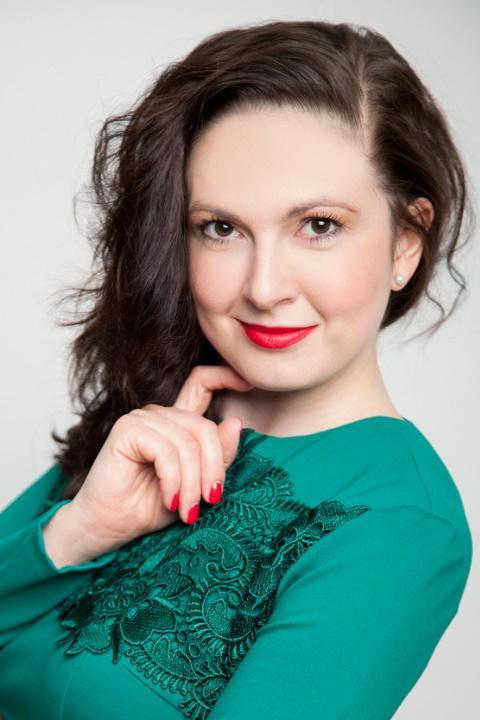 Partnervermittlung: Olga (23), ein hübsches Mädchen aus Poltava auf ...