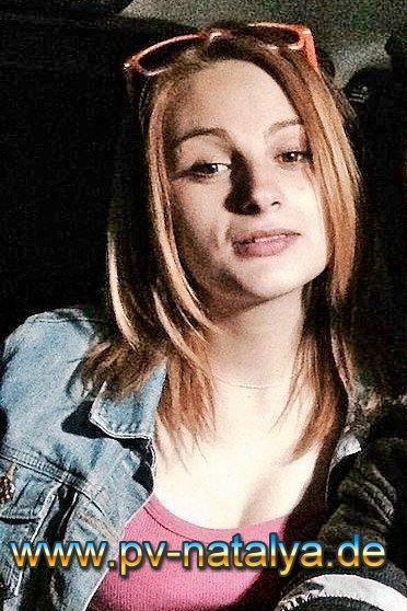 Partnervermittlung: Mariia (20), ein hübsches Mädchen aus Kirovograd ...