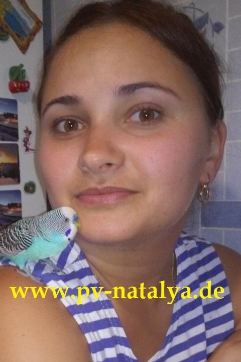 Eine Frau auf Partnersuche durch unsere Partnervermittlung: Liliya(31 ...
