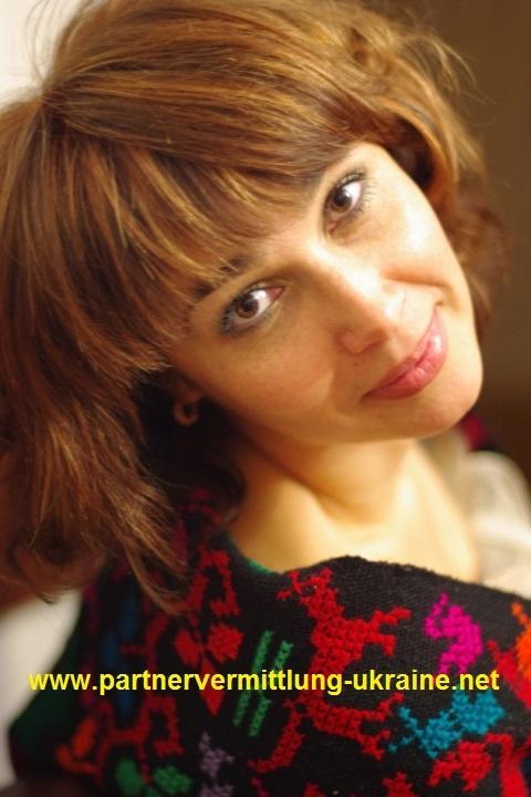 Partnervermittlung: Viktoriya (48), eine attraktive Dame aus Kiev auf ...