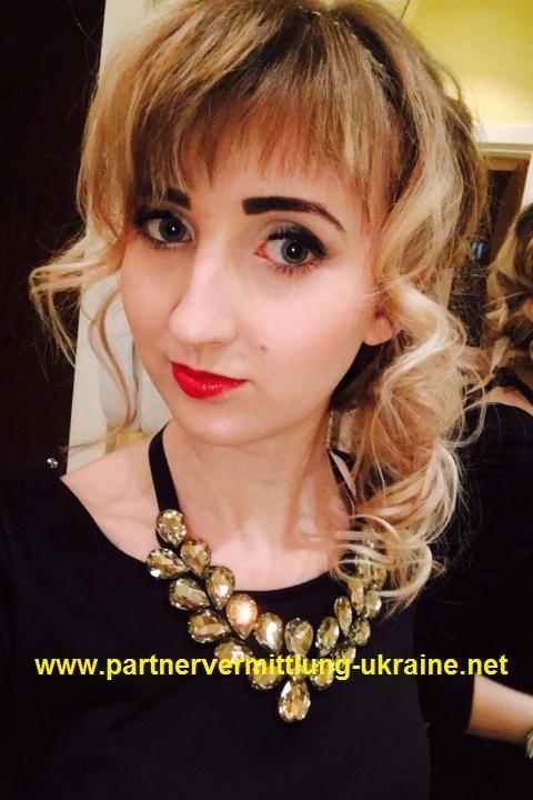 Partnervermittlung: Ekaterina (24), ein hübsches Mädchen aus Smela ...
