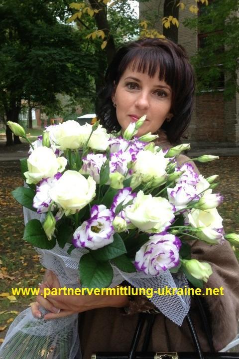 Partnervermittlung: Inna (46), eine attraktive Dame aus Kyiv auf ...