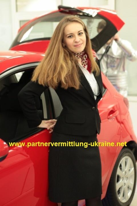 Partnervermittlung: Olga (40), eine attraktive Dame aus Saporozhye auf ...