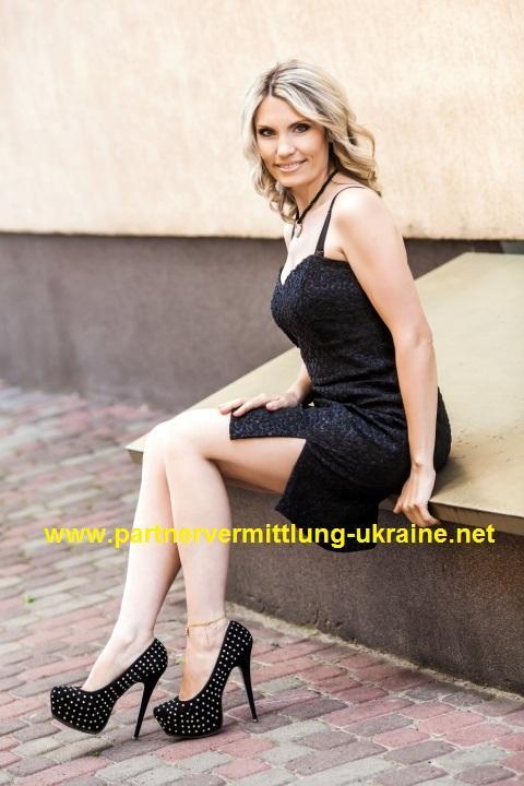 Victoria, 32 Jahre alte ukrainische Frau aus Poltava spricht Deutsch ...