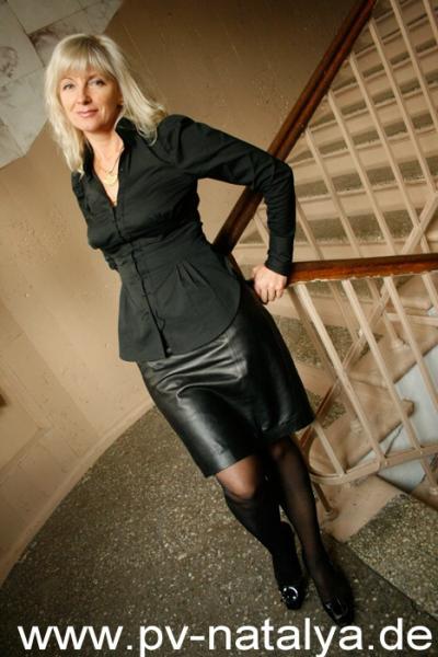 Eine Frau auf Partnersuche durch unsere Partnervermittlung: Nataliia ...