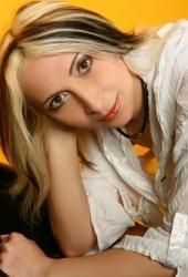 Viktoriya, eine Frau aus der Ukraine, über unsere Partnervermittlung ...