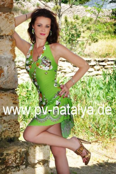 ... durch unsere Partnervermittlung: Natalie(25), Sängerin aus Kirovograd