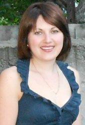 Eine Frau auf Partnersuche durch unsere Partnervermittlung: Iryna(45 ...